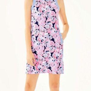 Lily Pulitzer Angie Shift Dress Size 8 NWT